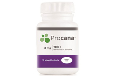 Procana THC 8 mg (CBD ONLY)