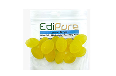 Lemon Drops 100mg THC (10 x 10mg): $13 (EDIBLES)